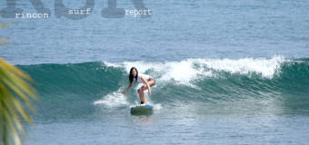 Rincon Surf Report – Monday, June 22, 2015