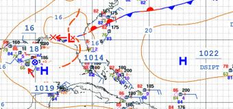 Rincon, Puerto Rico Surf Forecast – July 17, 2015