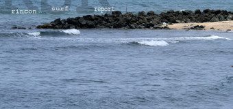 Rincon Surf Report – Thursday, July 2, 2015