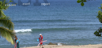 Rincon Surf Report – Tuesday, July 7, 2015