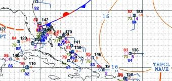 Rincon, Puerto Rico Surf Forecast – August 10, 2015