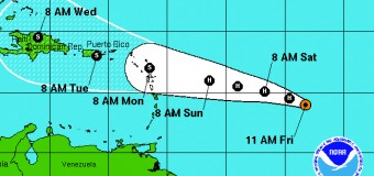 Rincon, Puerto Rico Surf Forecast – August 21, 2015