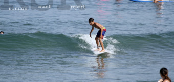 Rincon Surf Report – Tuesday, August 4, 2015