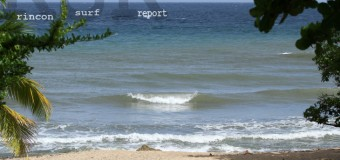 Rincon Surf Report – Thursday, Aug 27, 2015