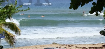 Rincon Surf Report – Monday, Aug 31, 2015