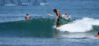 Rincon Surf Report – Thursday, Sept 24, 2015