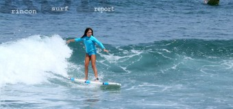 Rincon Surf Report – Saturday, Oct 3, 2015