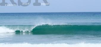 Rincon Surf Report – Sunday, Oct 4, 2015