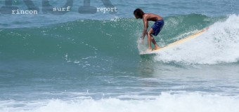 Rincon Surf Report – Monday, Oct 5, 2015