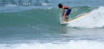Rincon Surf Report – Monday, Oct 5, 2015