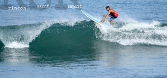 Rincon Surf Report – Tuesday, Oct 6, 2015