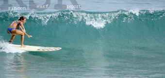 Rincon Surf Report – Saturday, Oct 10, 2015