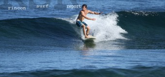 Rincon Surf Report – Tuesday, Oct 13, 2015