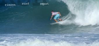 Rincon Surf Report – Wednesday, Oct 21, 2015