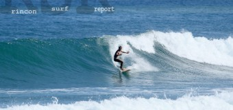 Rincon Surf Report – Saturday, Oct 24, 2015