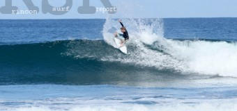 Rincon Surf Report – Friday, Oct 30, 2015