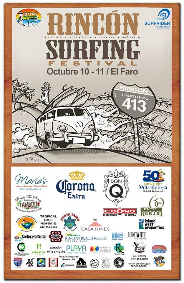 Rincon Surf Festival and Board Swap