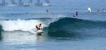 Rincon Surf Report – Wednesday, Nov 25, 2015