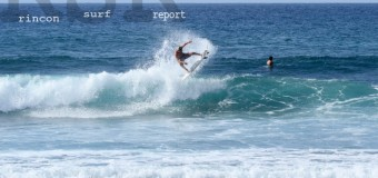 Rincon Surf Report – Saturday, Dec 12, 2015