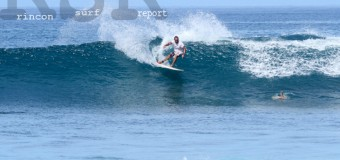 Rincon Surf Report – Sunday, Dec 13, 2015