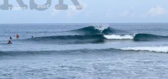 Rincon Surf Report – Wednesday, Dec 16, 2015