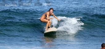 Rincon Surf Report – Wednesday, Dec 30, 2015