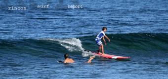 Rincon Surf Report – Sunday, Jan 3, 2016