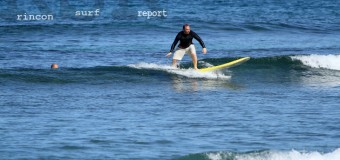 Rincon Surf Report – Tuesday, Jan 5, 2016