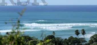 Rincon Surf Report – Tres Palmas UPDATE