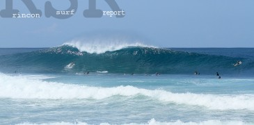 rincon surf report gallery