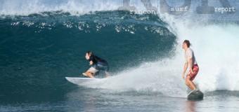 Rincon Surf Report – Thursday, Jan 14, 2016