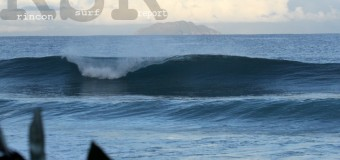 Rincon Surf Report – Wednesday, Jan 20, 2016