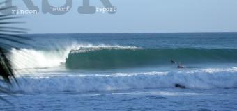 Rincon Surf Report – Saturday, Jan 23, 2016