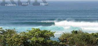 Rincon Surf Report – Wednesday, Jan 27, 2016