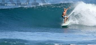 Rincon Surf Report – Thursday, Jan 28, 2016