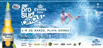 29th Corona Extra Pro Surf Circuit O'Neill Series