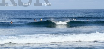 Rincon Surf Report – Wednesday, Feb 3, 2016