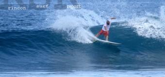 Rincon Surf Report – Monday, Feb 8, 2016