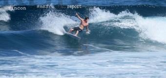 Rincon Surf Report – Saturday, Feb 13, 2016