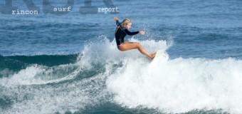 Rincon Surf Report – Wednesday, Feb 17, 2016