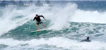 Rincon Surf Report – Saturday, Feb 20, 2016