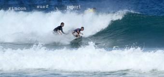 Rincon Surf Report – Sunday, Feb 21, 2016