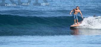 Rincon Surf Report – Thursday, Feb 25, 2016