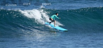 Rincon Surf Report – Sunday, Feb 28, 2016