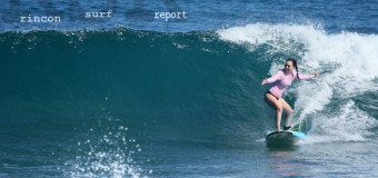 Rincon Surf Report – Monday, Feb 29, 2016