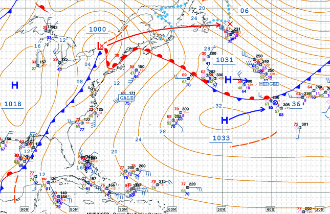Puerto Rico Surf Forecast.