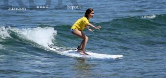 Rincon Surf Report – Thursday, Mar 31, 2016
