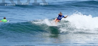 Rincon Surf Report – Saturday, Mar 5, 2016