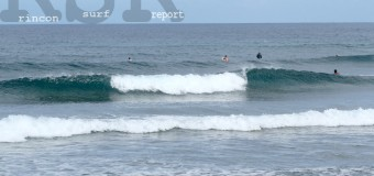 Rincon Surf Report – Monday, Mar 14, 2016