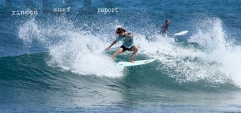 Rincon Surf Report – Friday, Mar 25, 2016